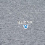 Barbour Sports Men's Polo Grey Marl photo- 2