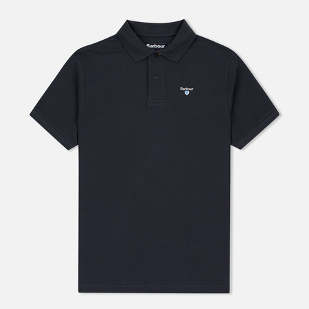 Barbour Sports Men's Polo Navy