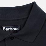 Мужское поло Barbour Sports Navy фото- 3