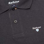 Мужское поло Barbour Tartan Pique Navy фото- 2
