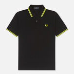 Fred Perry Laurel M12 Men's Polo Black photo- 0