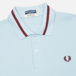 Fred Perry Laurel M2 Single Tipped Men's Polo Ice photo- 1