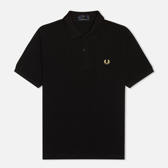 Мужское поло Fred Perry Laurel M3 Black