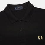 Мужское поло Fred Perry Laurel M3 Black фото- 1