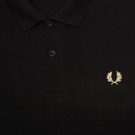Мужское поло Fred Perry Laurel M3 Black фото- 3