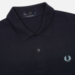Мужское поло Fred Perry Laurel M3 Navy фото- 1