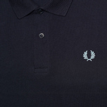 Мужское поло Fred Perry Laurel M3 Navy фото- 2