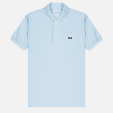 Lacoste L 12.12. Classic Fit Men's Polo Naval Blue