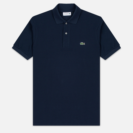Lacoste L 12.12. Classic Fit Men's Polo Navy Blue