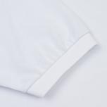 Мужское поло Lacoste L 12.12. White фото- 5