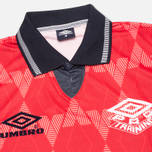 Мужское поло Umbro Pro Training Away Red фото- 1