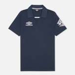 Мужское поло Umbro Pro Training Core Jersey Navy фото- 0