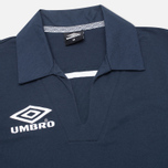 Мужское поло Umbro Pro Training Core Jersey Navy фото- 1