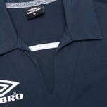 Мужское поло Umbro Pro Training Core Jersey Navy фото- 2