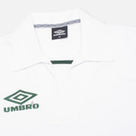 Мужское поло Umbro Pro Training Core Jersey White фото- 1