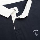 Orsman Men's Polo Midnight/White photo- 2