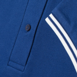 Женское поло Fred Perry Twin Tipped Medieval Blue фото- 4