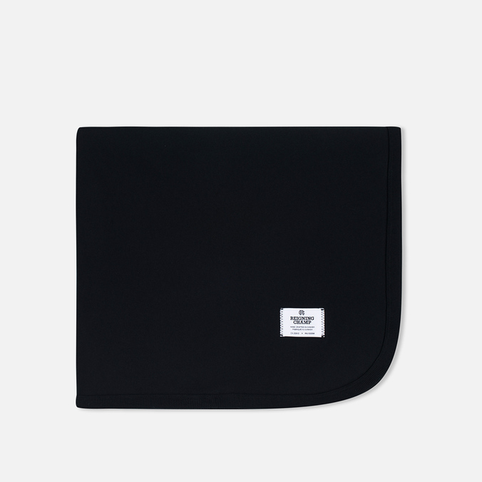 Плед Reigning Champ Midweight Twill Terry Blanket Black