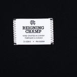 Плед Reigning Champ Midweight Twill Terry Blanket Black фото- 1