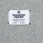 Плед Reigning Champ Midweight Twill Terry Blanket Heather Grey фото- 1