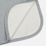 Плед Reigning Champ Midweight Twill Terry Blanket Heather Grey фото- 2