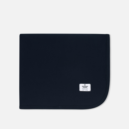 Reigning Champ Midweight Twill Terry Blanket Towel Navy