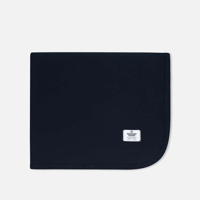 Плед Reigning Champ Midweight Twill Terry Blanket Navy
