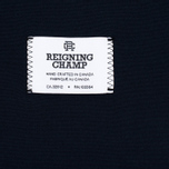 Плед Reigning Champ Midweight Twill Terry Blanket Navy фото- 1
