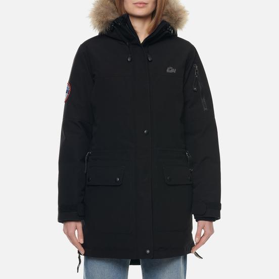 Женская куртка парка Arctic Explorer Polaris Black