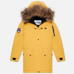 Женская куртка парка Arctic Explorer Polaris Yellow