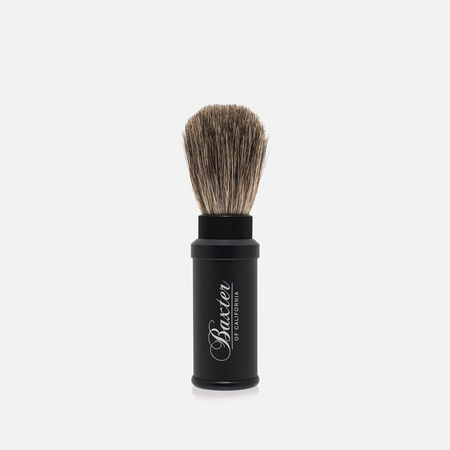 Baxter of California Badger Hair Travel Shaving Brush