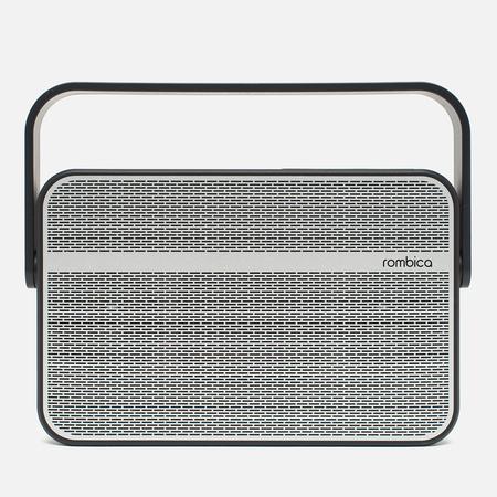 Портативная акустика Rombica MySound BT-18 Silver/Black
