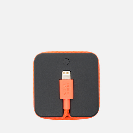 Native Union Jump Cable Portable Battery Coral Red