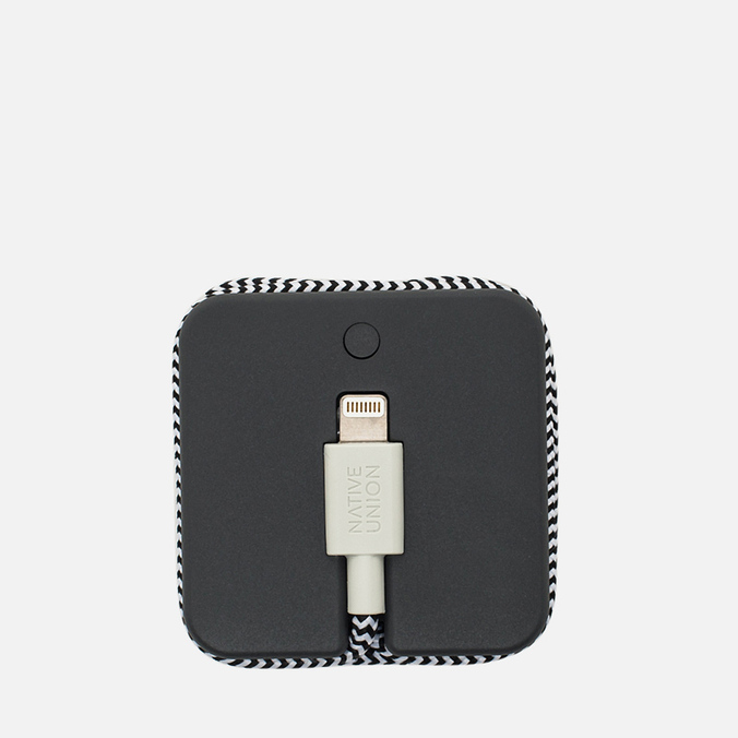 Native Union Jump Cable Portable Battery Zebra