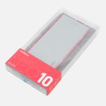 Портативный аккумулятор Rombica NEO NS100R Silver/Red фото- 5