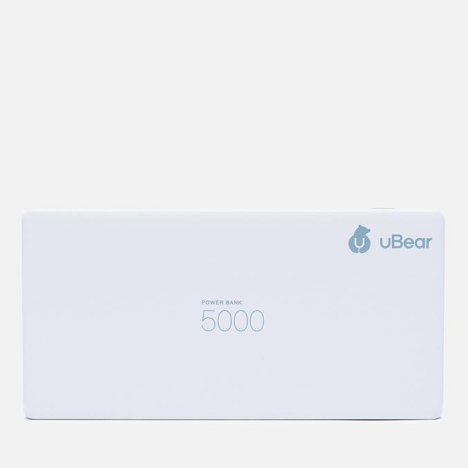 Портативный аккумулятор uBear 5000 mAh White