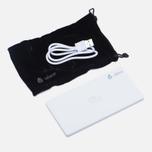 Портативный аккумулятор uBear 5000 mAh White фото- 5
