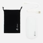 Портативный аккумулятор uBear 6000 White фото- 7