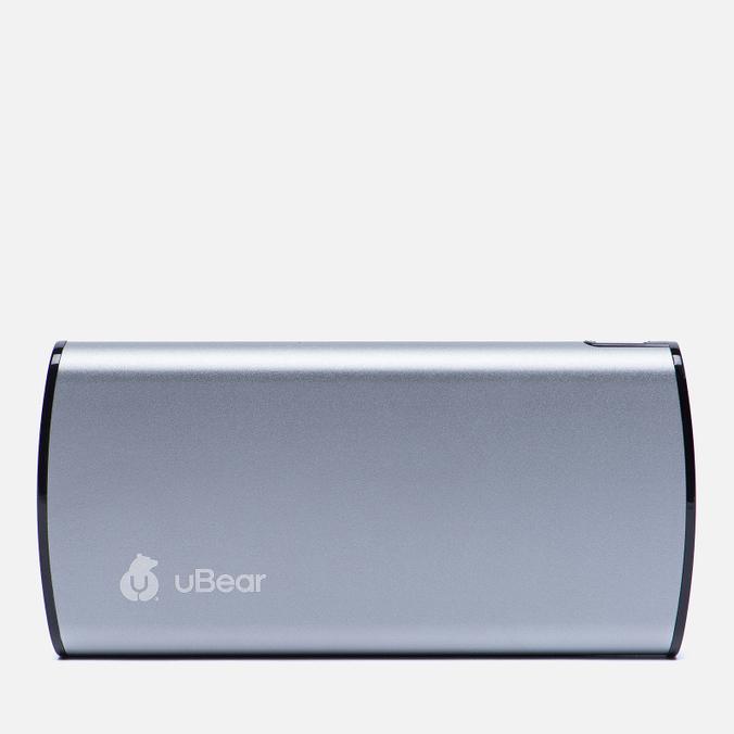 Портативный аккумулятор uBear 9000 mAh Grey