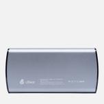 Портативный аккумулятор uBear 9000 mAh Grey фото- 2