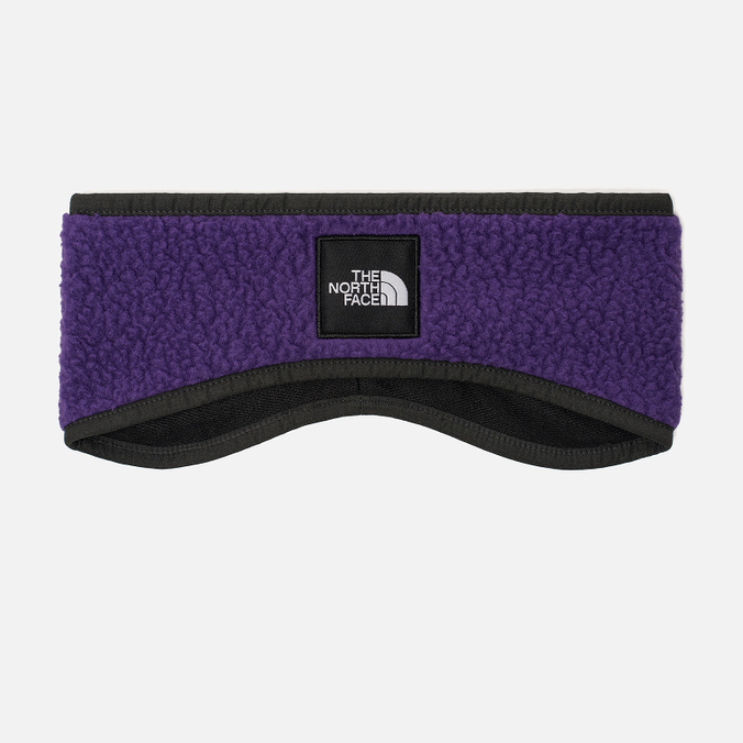 Повязка The North Face Denali Fleece Tillandsia Purple/Asphalt Grey
