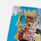 Поднос Ligne Blanche Jean-Michel Basquiat Yellow Crown & Bone фото - 2