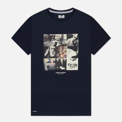 Мужская футболка Weekend Offender Nine Navy