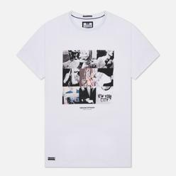Мужская футболка Weekend Offender Nine White