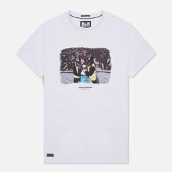 Мужская футболка Weekend Offender I.D. White