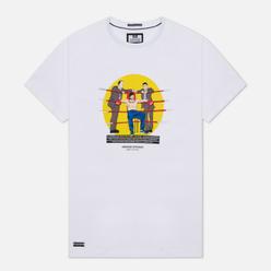 Мужская футболка Weekend Offender Mickey White