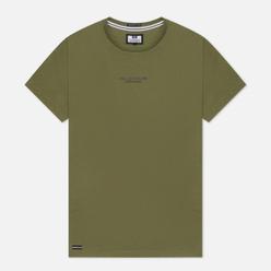 Мужская футболка Weekend Offender Derby Day Green Clay