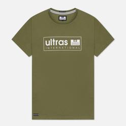 Мужская футболка Weekend Offender Ultras Green Clay