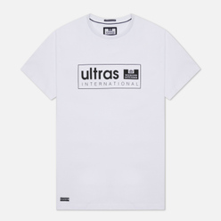 Мужская футболка Weekend Offender Ultras White