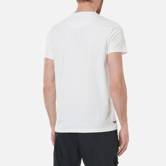 Мужская футболка Weekend Offender Dunham White